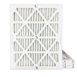 """Glasfloss 1"""" MERV 10 Replacement Air Filters for Carrier, Br"""