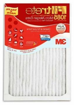 Filtrete 1085 MPR Micro Allergen Extra Furnace Air Filter -