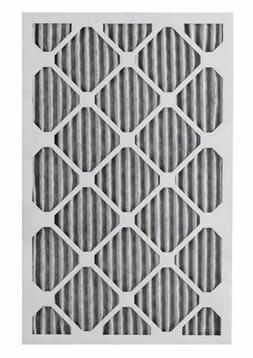 Nordic Pure 10x24x1 MERV 12 Pleated AC Furnace Air Filters,
