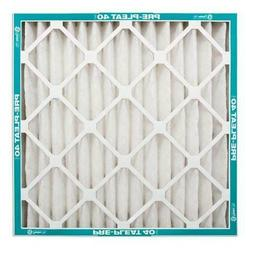 12 pack 16X24X2  MERV 8 pleated air filters. A/C or furnace.