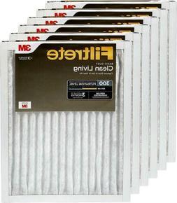 Filtrete 14x20x1, AC Furnace Air Filter, MPR 300, Clean 14 x