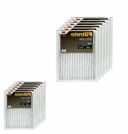 Filtrete 14x20x1 AC Furnace Air Filter MPR 300 Clean Living