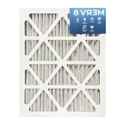 """14x20x2 MERV 8 Pleated 2"""" Inch Air Filters.  3 PACK"""