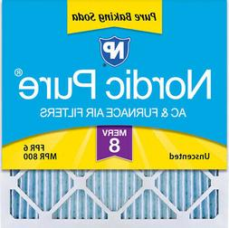 16x16x1 pure baking soda odor deodorizing ac