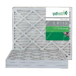 Filterbuy 16X20X1, Pleated Hvac Ac Furnace Air Filter, Merv