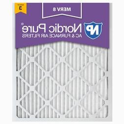 16x25x1 Air Filter Furnace Merv 8 Filtrete Filtretetm 3M Bul
