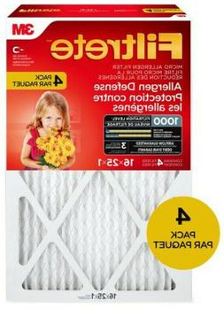 Filtrete 16x25x1 Micro Allergen Defense AC/Furnace Filters,