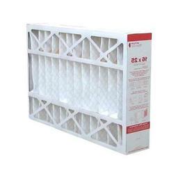 Replacement Honeywell 16x25x4 AC Furnace Air Filter MERV 11,