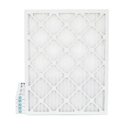22x22x1 MERV 8 Pleated AC Furnace Air Filters.    6 Pack / $