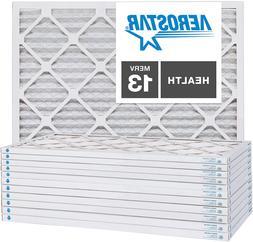 20X25X1 Ac And Furnace Air Filter By Aerostar - Merv 13, Box