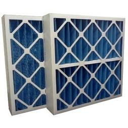 Filters 16x25x4 MERV 8 Furnace Air Conditioner Filter - Mad