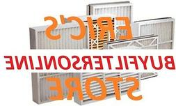 5 PACK HONEYWELL REPL AIR FILTERS 20X25X4 16X25X4 20X25X5 16