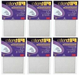 6 NEW - 3M Purple Ultra Allergen Filtrete Air Filter Furnace