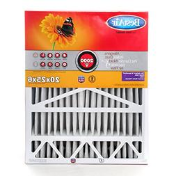 "BestAir A201-SGM-BOX-11R Furnace Filter, 20"" x 25"" x 6"", Apr"