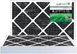 FilterBuy Allergen Odor Eliminator 20x24x1 MERV 8 Pleated AC