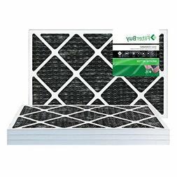 FilterBuy Allergen Odor Eliminator 24x30x1 MERV 8 Pleated AC