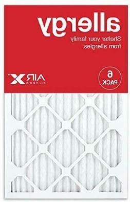 Airx Filters Allergy 16X25X1 Air Filter Merv 11 Ac Furnace P