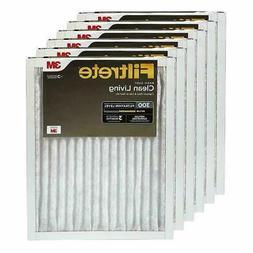Filtrete Clean Living Basic Dust AC Furnace Air Filter, MPR