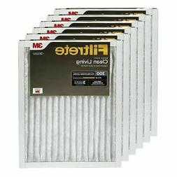 Filtrete Clean Living Basic Dust AC Furnace Air Filter, MPR