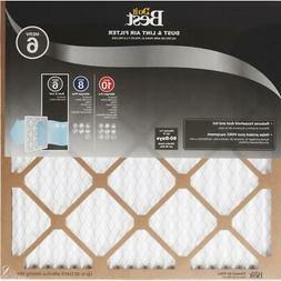 12-PACK MERV 6 Do it Best Dust & Lint Furnace Filter 14 x 20