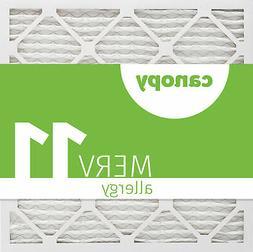 "14x14x1 Canopy Furnace AC Filter MERV 11, 13 3/4"" x 13 3/4"""