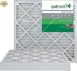 FilterBuy 20x20x1 Pleated HVAC AC Furnace Air Filter MERV 8