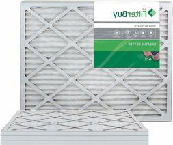 FilterBuy 20x23x1 MERV 8 Pleated AC Furnace Air Filter