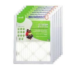 FiltersFast 24x24x1 Merv 13 Air Filters  6-Pack