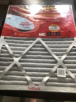 20 x 25 x 1-Inch 3M Filtrete Allergen Defense Furnace Filter