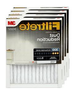 Filtrete Clean Living Dust Reduction HVAC Furnace Air Filter