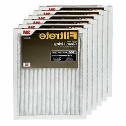 Filtrete Mpr 300 20X30x1, Clean Living Basic Dust, Ac Furnac