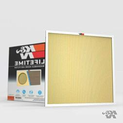 K&N 20x20x1 HVAC Furnace Air Filter Lasts a Lifetime, Washab