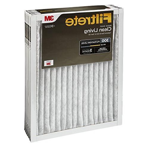 10x20x1, Filtrete Furnace Filter MERV 7, by