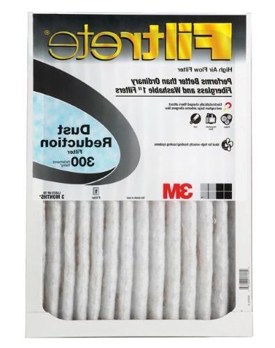 10x20x1, Filtrete Furnace Air Filter, MERV by