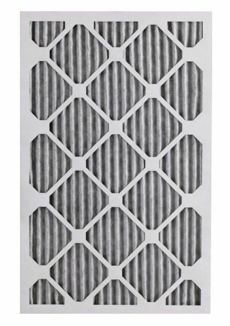10x24x1 merv 12 pleated ac furnace air