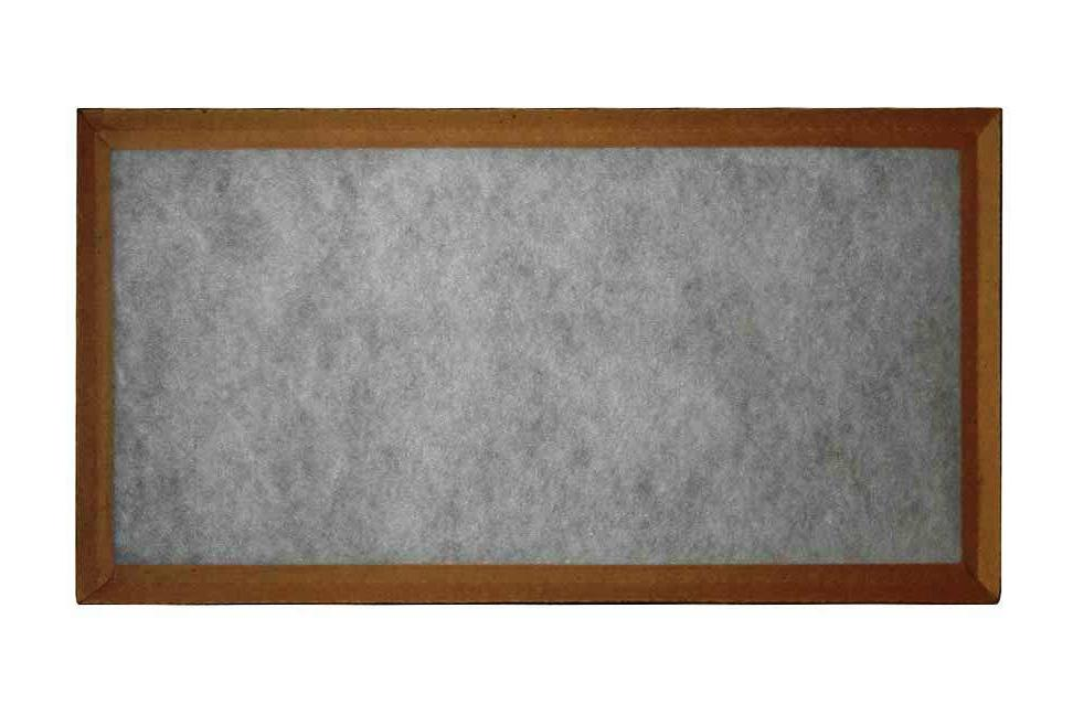 12 polyester panel filters 1 or 2
