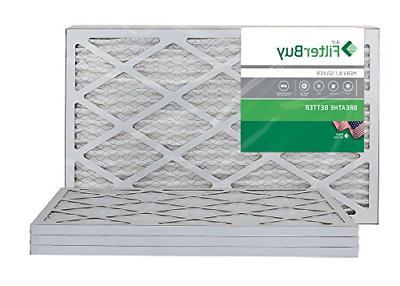 16x20x1 pleated hvac ac furnace air filter