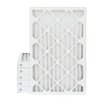 16x24x1 merv 8 pleated ac furnace air