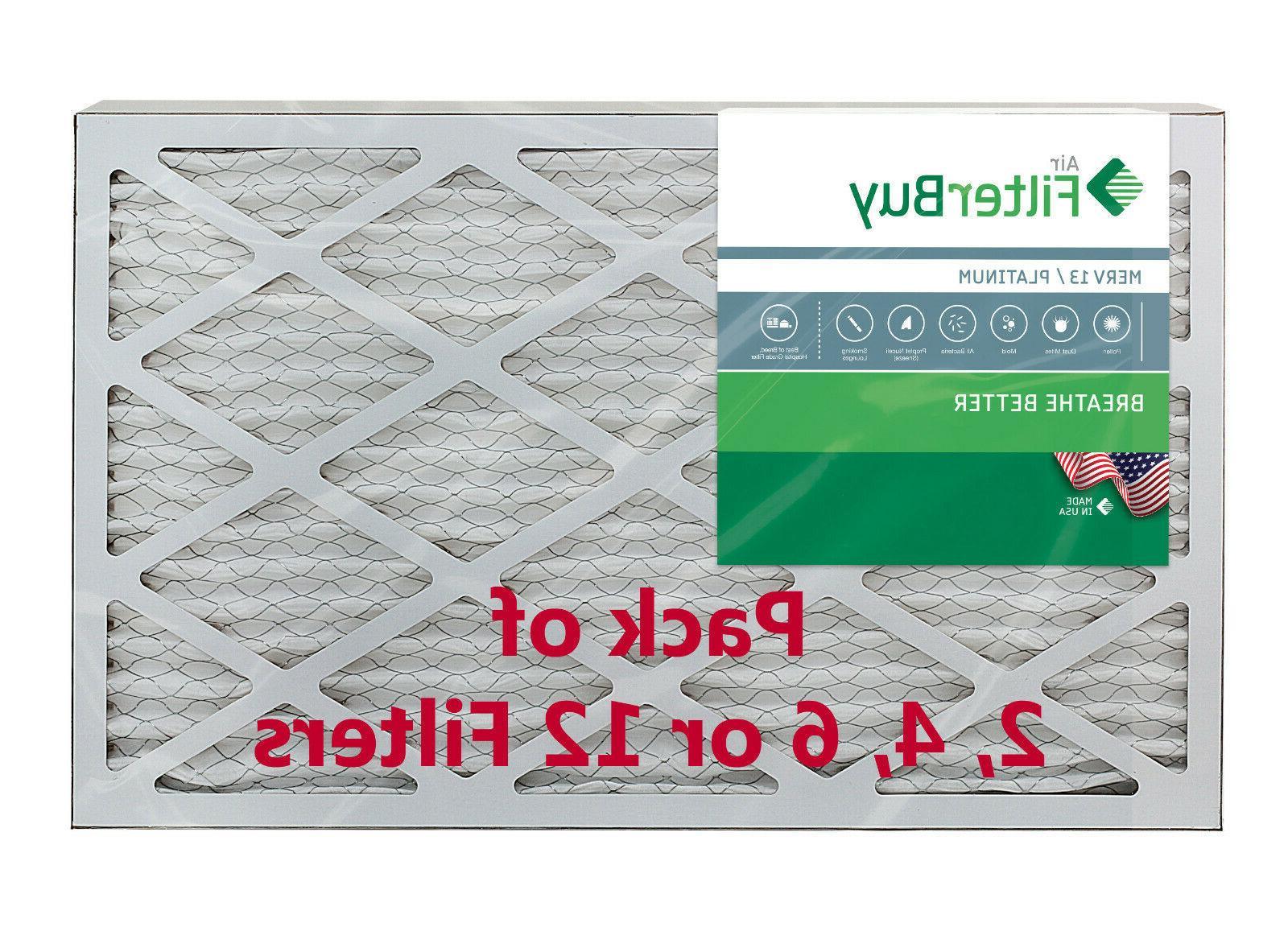 14x24x1 pleated hvac ac furnace air filter