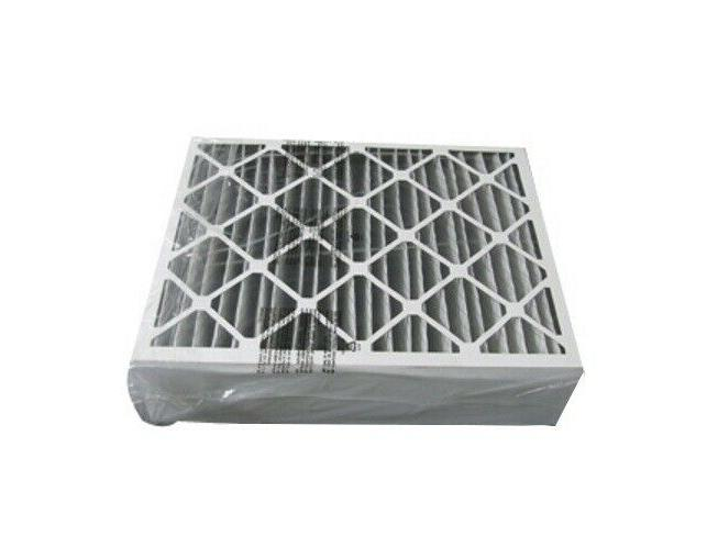 1x pleated air filter 20x25x6 merv 11
