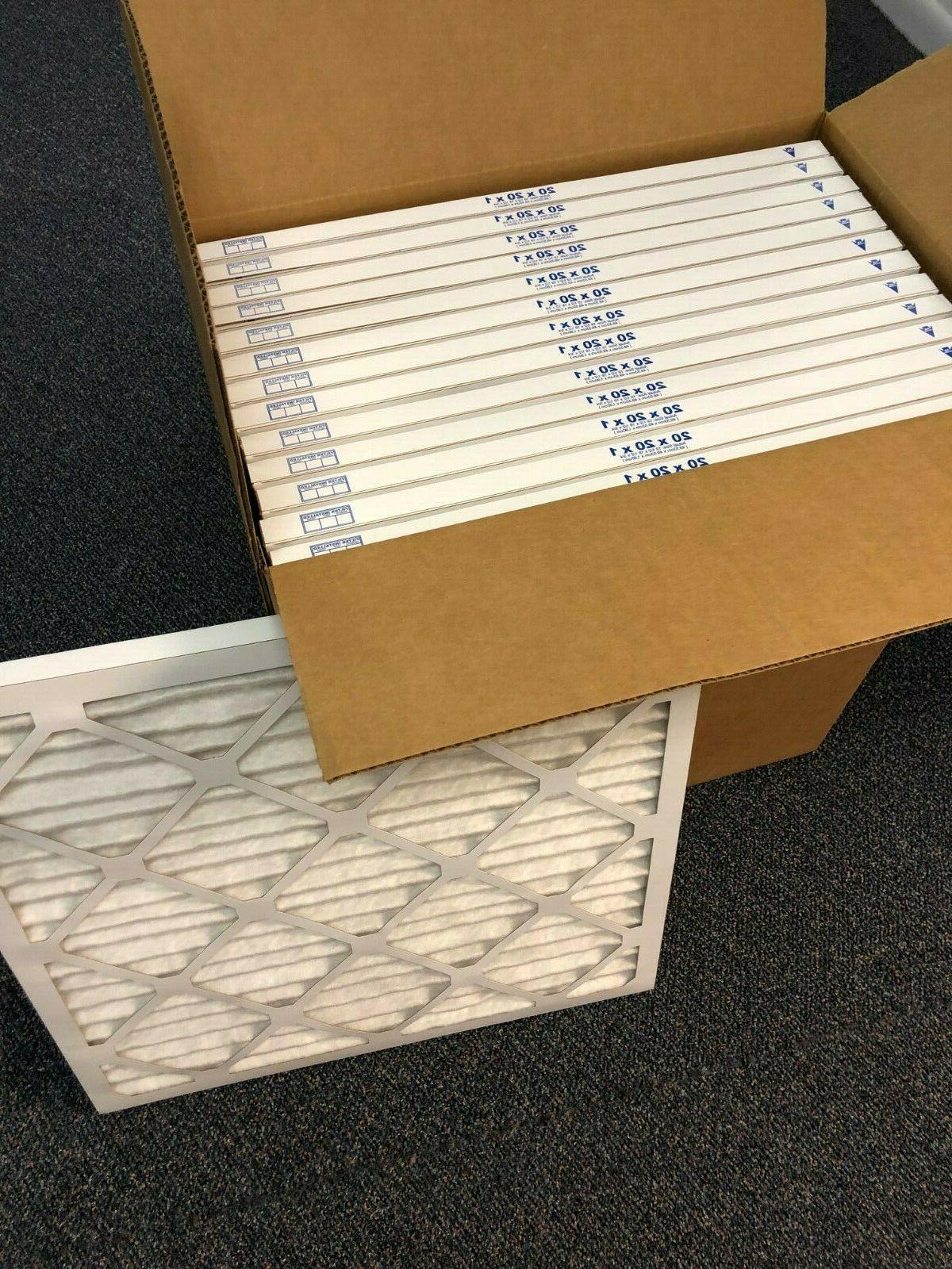 20x20x1 merv 13 pleated ac furnace filters