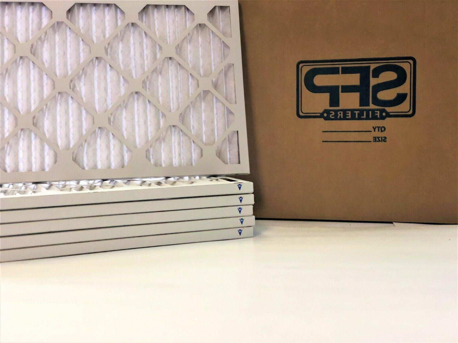 16x25x1 merv 13 pleated ac furnace filters