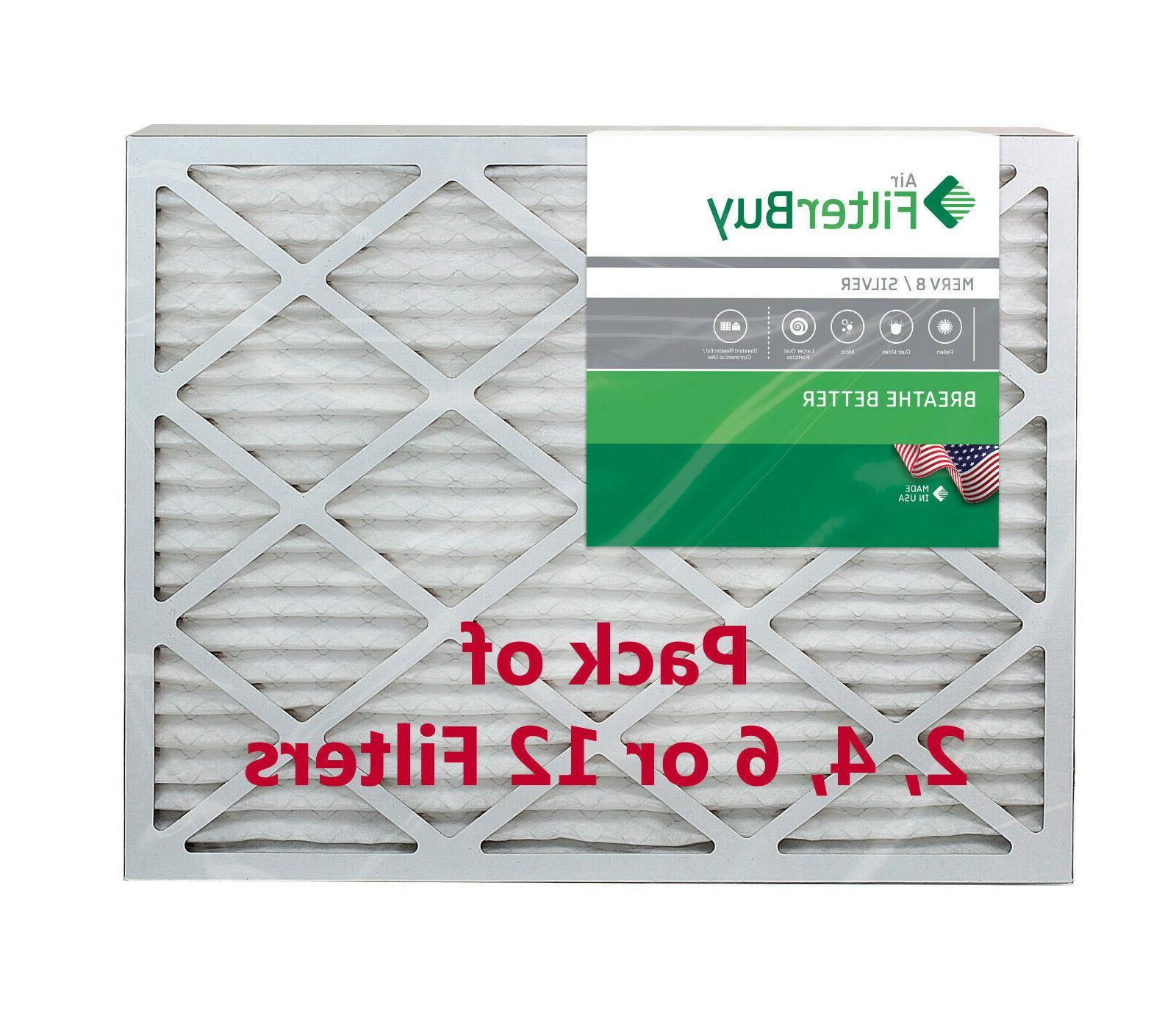 16x24x1 pleated hvac ac furnace air filter