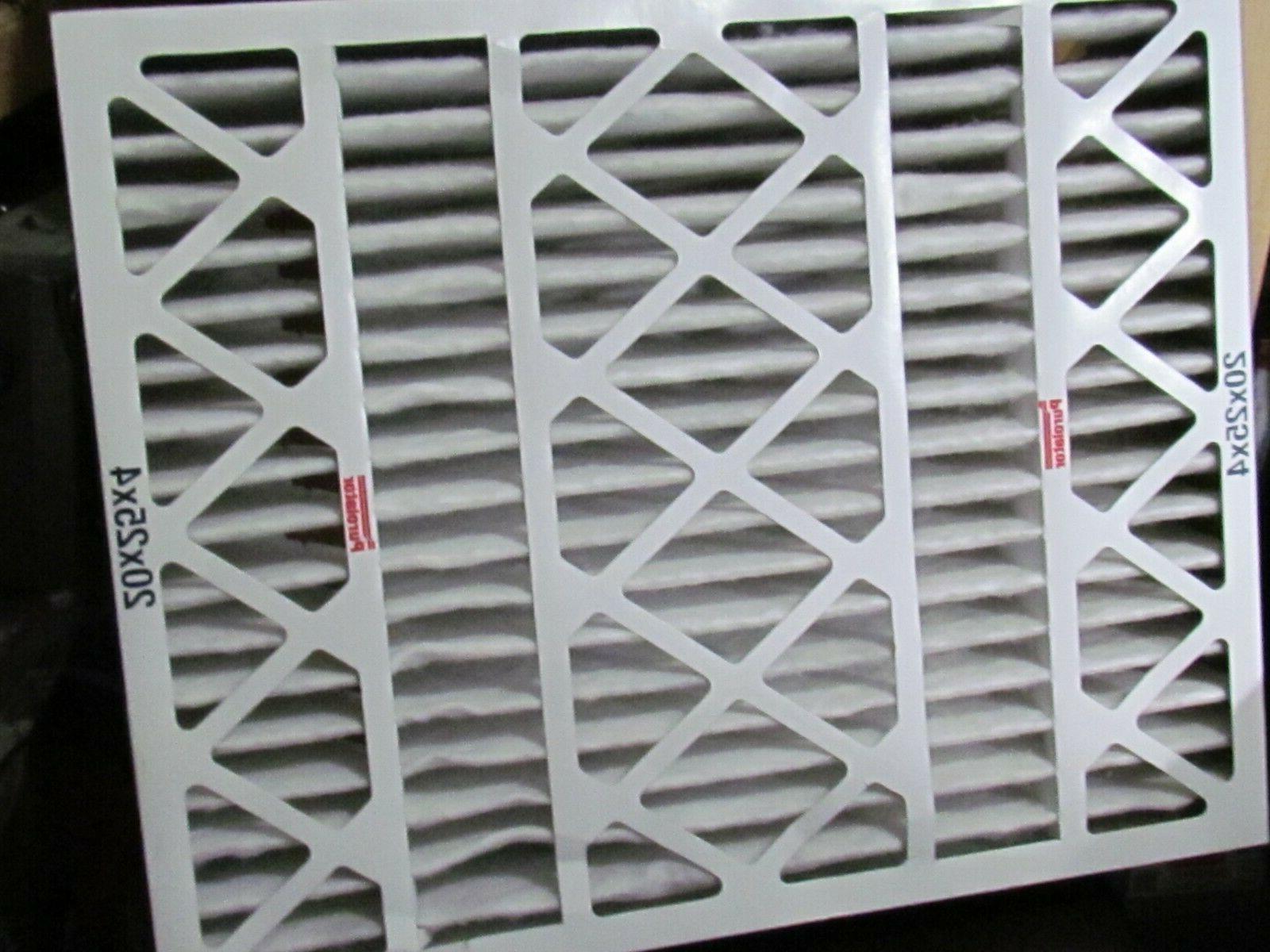 20x25x4 allergen rpf 1600 4 furnace filter