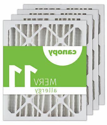20x25x4 filters merv 11 19 1 2