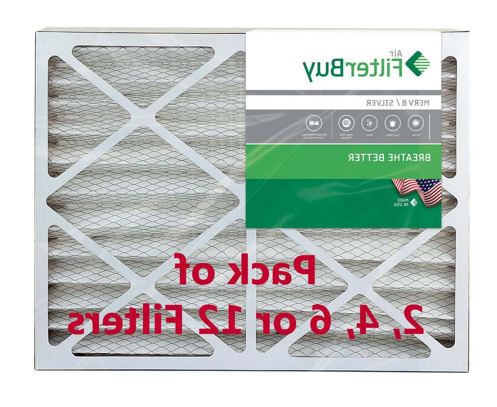 20x25x4 pleated hvac ac furnace air filter