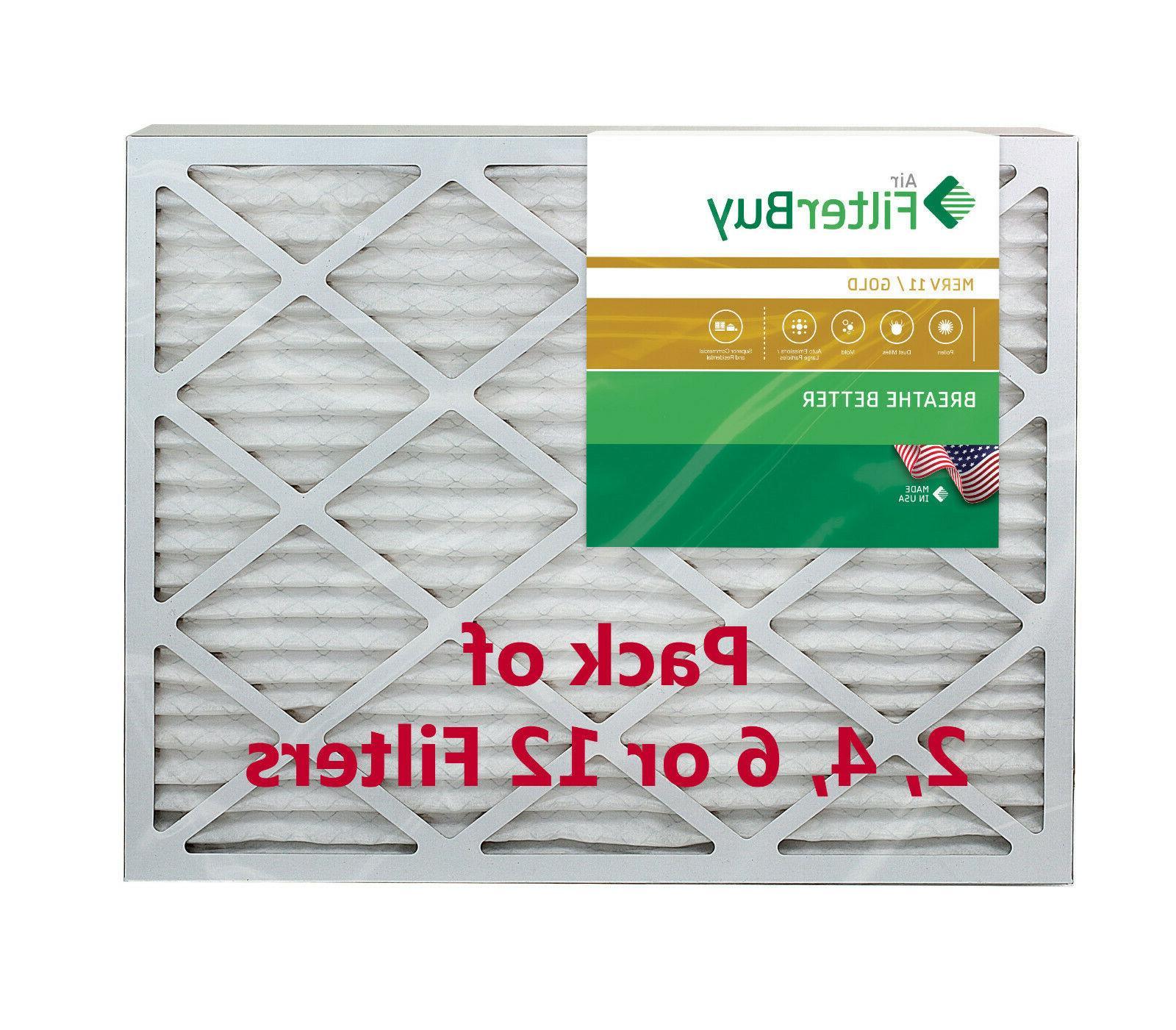 24x24x1 pleated hvac ac furnace air filter