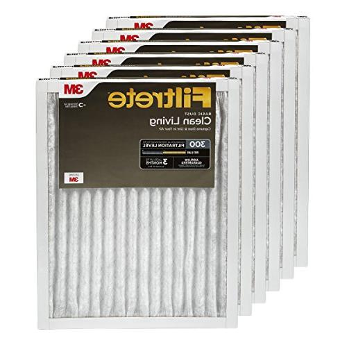 10x20x1, Filtrete Dust Reduction Furnace Filter Air Filter,