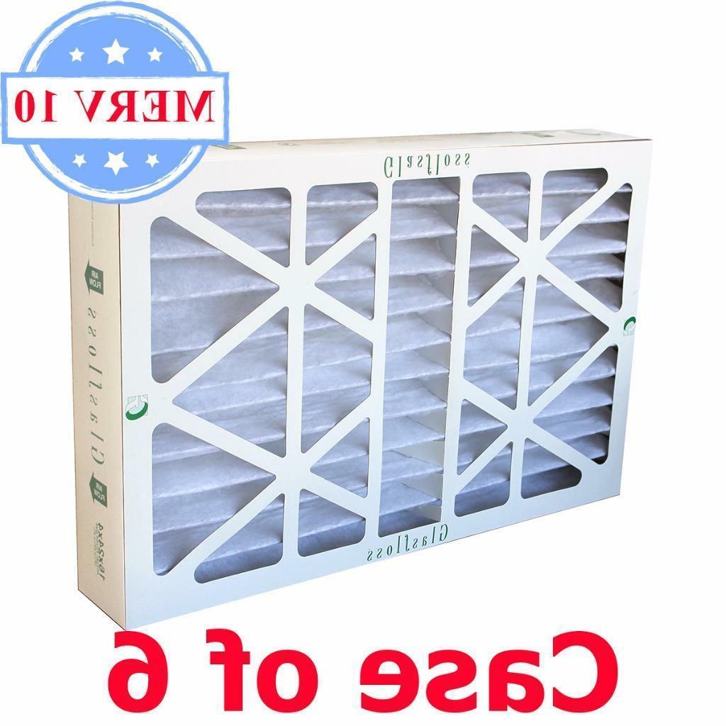 air filter merv 10 pleated