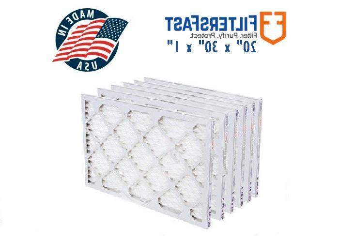 brand 20x30x1 hvac air filters merv 8